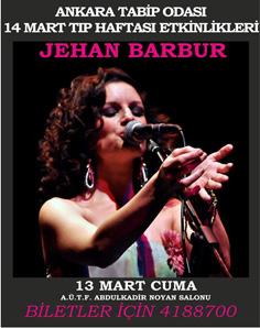 Jehan Barbur Konseri