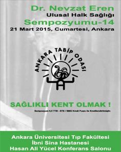 Dr. Nevzat Eren Ulusal Halk Sağlığı Sempozyumu-14